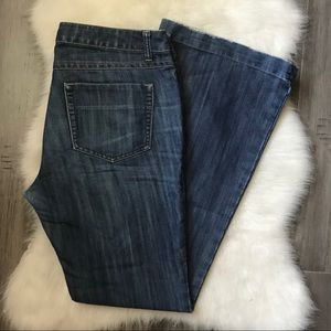 CAbi Style 881L Classic Flare Denim Jeans